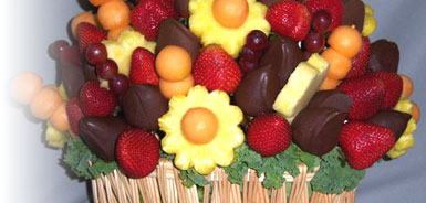 Abundant Fruit Bouquets
