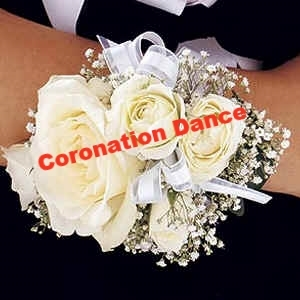 White Ice Corsage Upper Dublin High School, Wissahickon High School, Prom Flowers, Corsage, rose